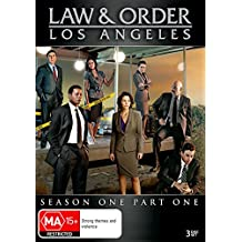 Law and Order L.A. Season 1 Part 1 | 5 Discs | NON-USA Format | PAL | Region 4 Import - Australia
