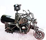 Genda 2Archer Gifts & Decor Creative Tricycle Decorative Wine Bottle Holder Rack
