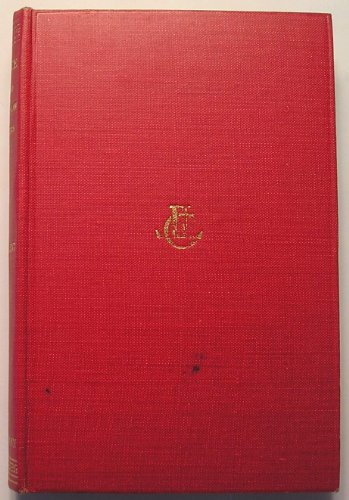 Terence: Volume II. Phormio. The Mother-in-Law. The Brothers (Loeb No 23)
