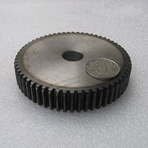 - FidgetFidget Motor Gear Spur Gear 2Mod 60/61/62/63/64/65T Thickness 20mm x 1Pcs