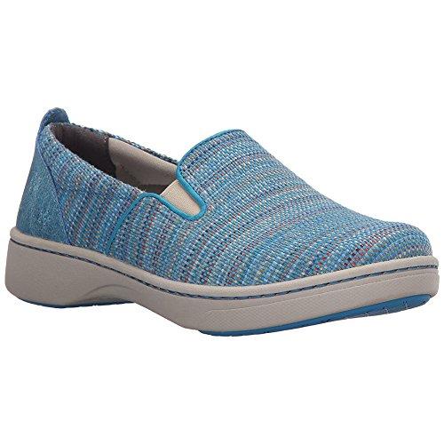Dansko Stylish Belle Women Fashion Sneakers, Elegant Footwear, Fashion Bluetexturedcanvas