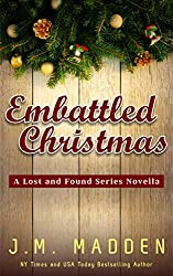 Embattled Christmas: A Lost and Found Series Novella (English Edition)