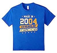 13th Birthday T-Shirt Gift Age 13 Year Old Boy Girl Teenager