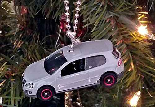 Most Matchbox Cars (Matchbox VOLKSWAGEN Golf Diecast Car Ceiling Fan, Light Pull & Ornament 1:64 Scale (Volkswagen Golf GTi - GREY))