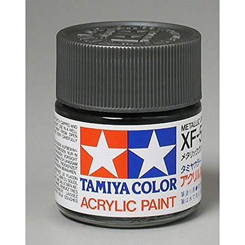 Tamiya Large Acrylic Paint XF-56 Metallic Grey