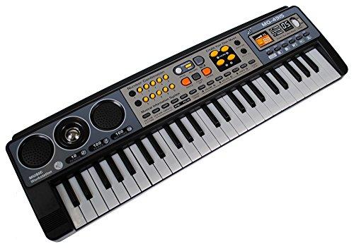 MQ-4915 49 Key Childs Toy Mini Electronic Keyboard - Music Workstation