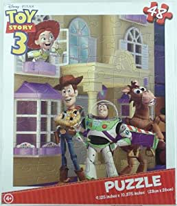 Disney Toy Story 3 - 1 Assorted 48 Pcs Puzzle (1 Assorted Design)
