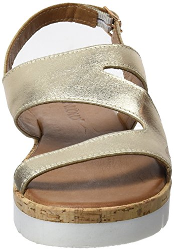 Sandales Femmes Inuovo En Or Pour 6216 Inuovo 6216 or q1wtxtT64