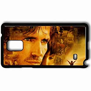 Personalized Samsung Note 4 Cell phone Case/Cover Skin Am david czrrfafhlb Black