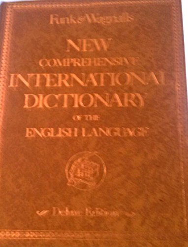 New Comprehensive International Dictionary of the English Language: Deluxe Reference Edition: 2 Volume Set