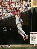 Autographed/Signed Ozzie Smith St. Louis Cardinals 16x20 Baseball Photo JSA COA