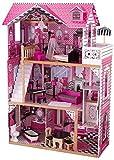 KidKraft Amelia Doll House [toys girls play house dollhouse wooden] Kid Kraft Amelia dollhouse genuine
