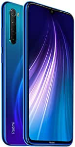 Xiaomi Redmi Note 8 Akıllı Telefon, 64 GB, Mavi (Xiaomi Türkiye Garantili)
