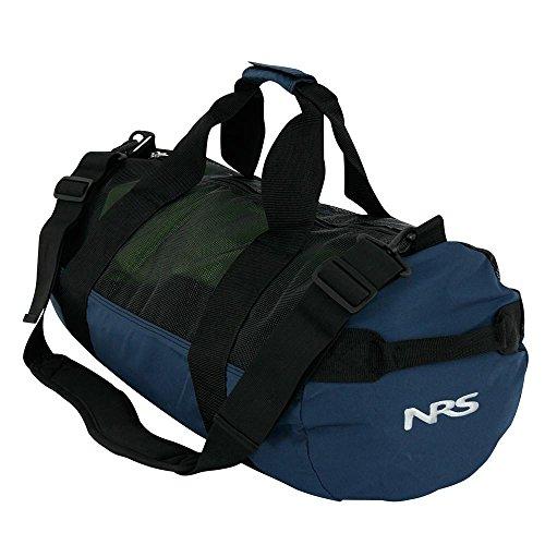 Nrs Bag (NRS Purest Mesh Duffel Bag - Large (Blue))
