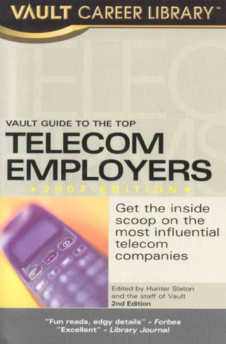 Buy cheap vault guide the top telecom employers