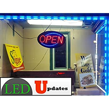 10ft Storefront Windows White 5630 Led Light With Ul