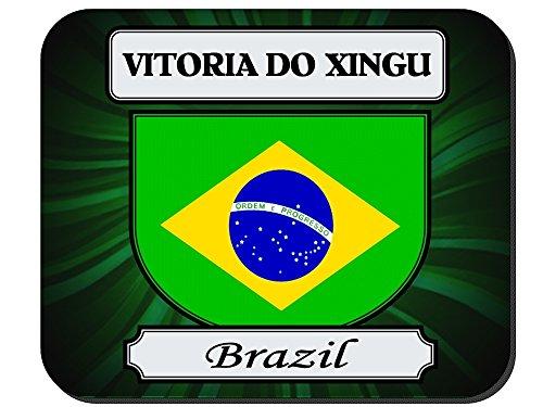 vitoria-do-xingu-brazil-city-mouse-pad