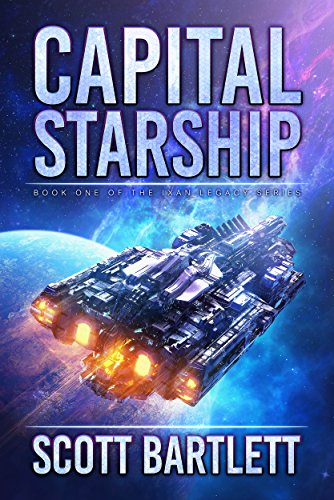 Capital Starship by Scott Bartlett