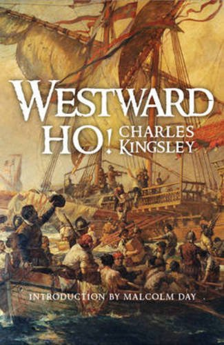 Book cover for Westward Ho!