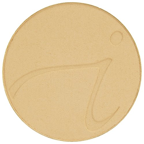 jane iredale PurePressed Base SPF 20 Mineral Foundation Refill, Golden Glow (Gold Shimmer Powder Brush)
