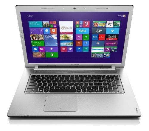 Lenovo IdeaPad Z710 Notebook 500GB SSD 16GB RAM (Intel Core i7-4900MQ Processor - 2.8GHz with TURBO BOOST to 3.8GHz, 16 GB RAM, 500 GB SSD Drive, JBL speakers, 17.3-inch display, Windows 8.1) DESKTOP REPLACEMENT Laptop PC