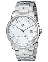 Tissot Mens Automatic Two-tone Stainless Steel watch #T0864071103100