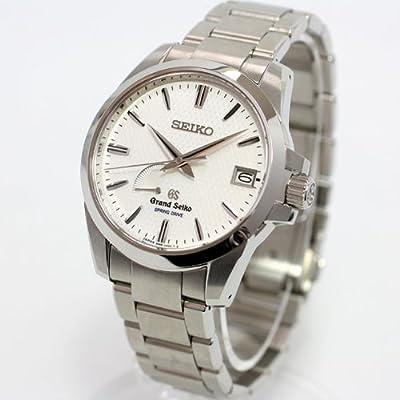 Grand Seiko Wristwatch Spring Drive Model Sbga025