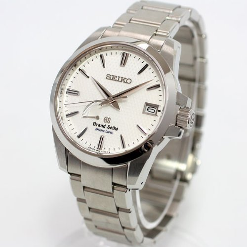 Grand Seiko Wristwatch Spring Drive Model Sbga025
