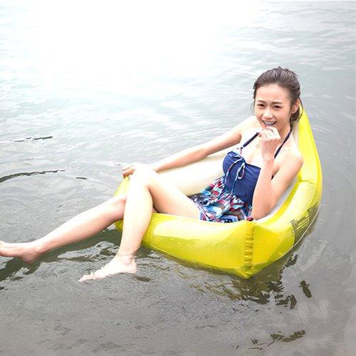 2019春大特価セール! Inflatable Beach B07D2DVRJS Swimming Ring Pool For FloatSummer Beach Seat Boat Water Party Lounge Toy Comfort For Kid And Adult (Triangular)Yellow B07D2DVRJS, BLUCE&GRACE:7d6610bb --- arianechie.dominiotemporario.com
