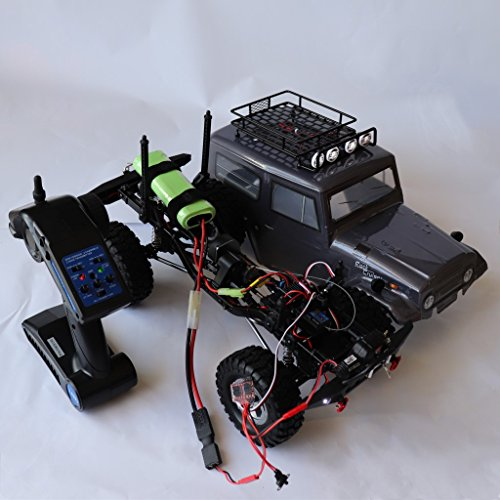 Homyl Automatic Crawler Winch Control System for 1:10 Car Truck Off-road SUV Parts by Homyl (Image #9)