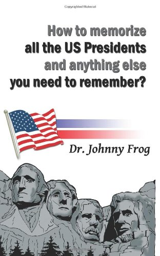 How to Memorize All the U.S. Presidents and Anything Else You Need to Remember?