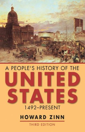 By Howard Zinn A People's History of the United States: From 1942 to the Present (3rd Third Edition) [Paperback]