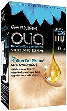 Garnier – Olia – Coloración permanente al óleo sin amoniaco Rubio