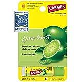 Carmex Ultra Moisturizing Lime Twist SPF 15 0.15 oz