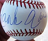 Signed Hank Aaron Ball - single - Steiner Sports Certified - Autographed Baseballs
