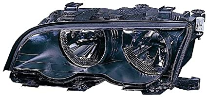 Depo 344-1108R-AS2 BMW 3 Series Passenger Side Replacement Headlight Assembly 02-00-344-1108R-AS2
