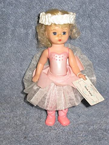 Madame Alexander Doll - Pink Fairy - McDonald's 2003 #02 - Mcdonalds Madame Alexander