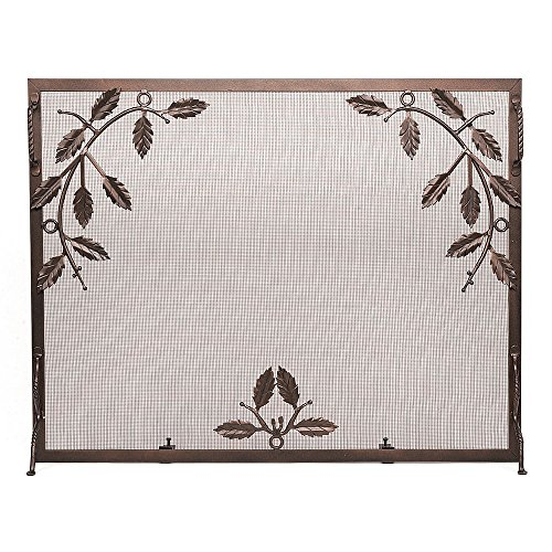 Minuteman International G-3830Z Weston Leaf Screen, Small Review