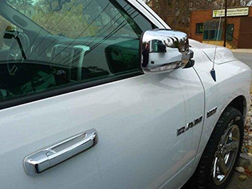 2015 ram 1500 chrome mirror cover - 8