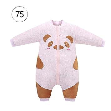 Biback Baby Saco de Dormir Saco de Dormir Mono de poliéster y algodón, cálida, Suave y cómodo y fácil para 1 - 3 AñOS Niños: Amazon.es: Hogar