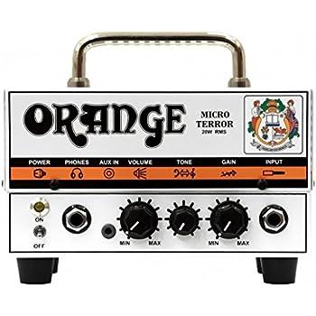 Orange Micro Terror 20-Watt Head