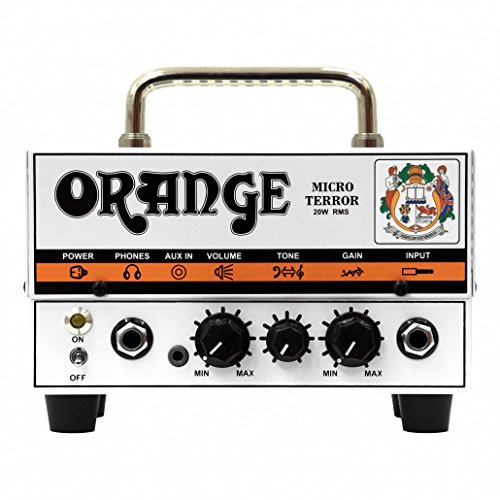 Hybrid Guitar Amps (Orange MT20 Micro Terror 20-Watt Head)