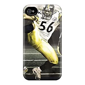 Rosesea Custom Personalized High-quality Durability Cases For Iphone 6plus pittsburgh Steelers
