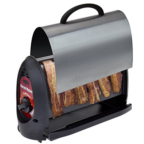 Bacon cooker for the counter