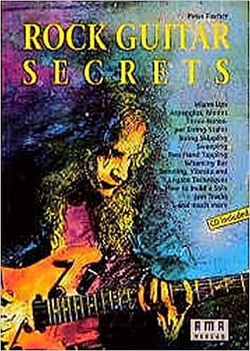 Rock Guitar Secrets: Amazon.es: Peter Fischer: Libros en idiomas extranjeros