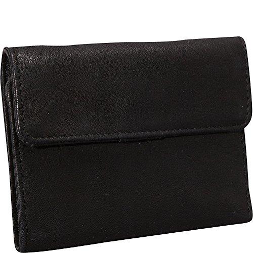 Derek Alexander Mini Tri Fold w/Change Flap ()