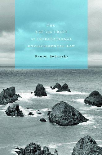 The Art and Craft of International Environmental Law por Daniel Bodansky