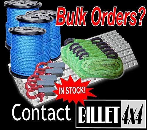 BILLET4X4 U.S 2 Pair Made 3 inch MEGA-Duty Axle Leaf Spring Rebound Clamps Off-Road Vehicles