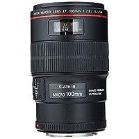 Canon EF 100mm f /2.8L IS USM Macro Lens para cámaras digitales SLR de Canon