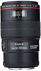 Canon Ef 100mm F2.8l Is Usm Macro Lens For Canon Digital Slr Cameras